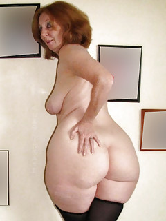 Big booty grannys naked