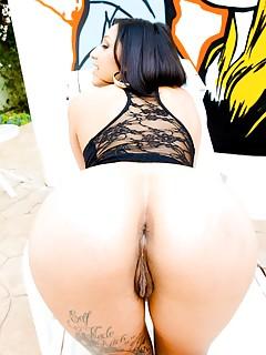 Big Brazilian Ass Pics